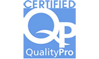 Certified Quality Pro Logo