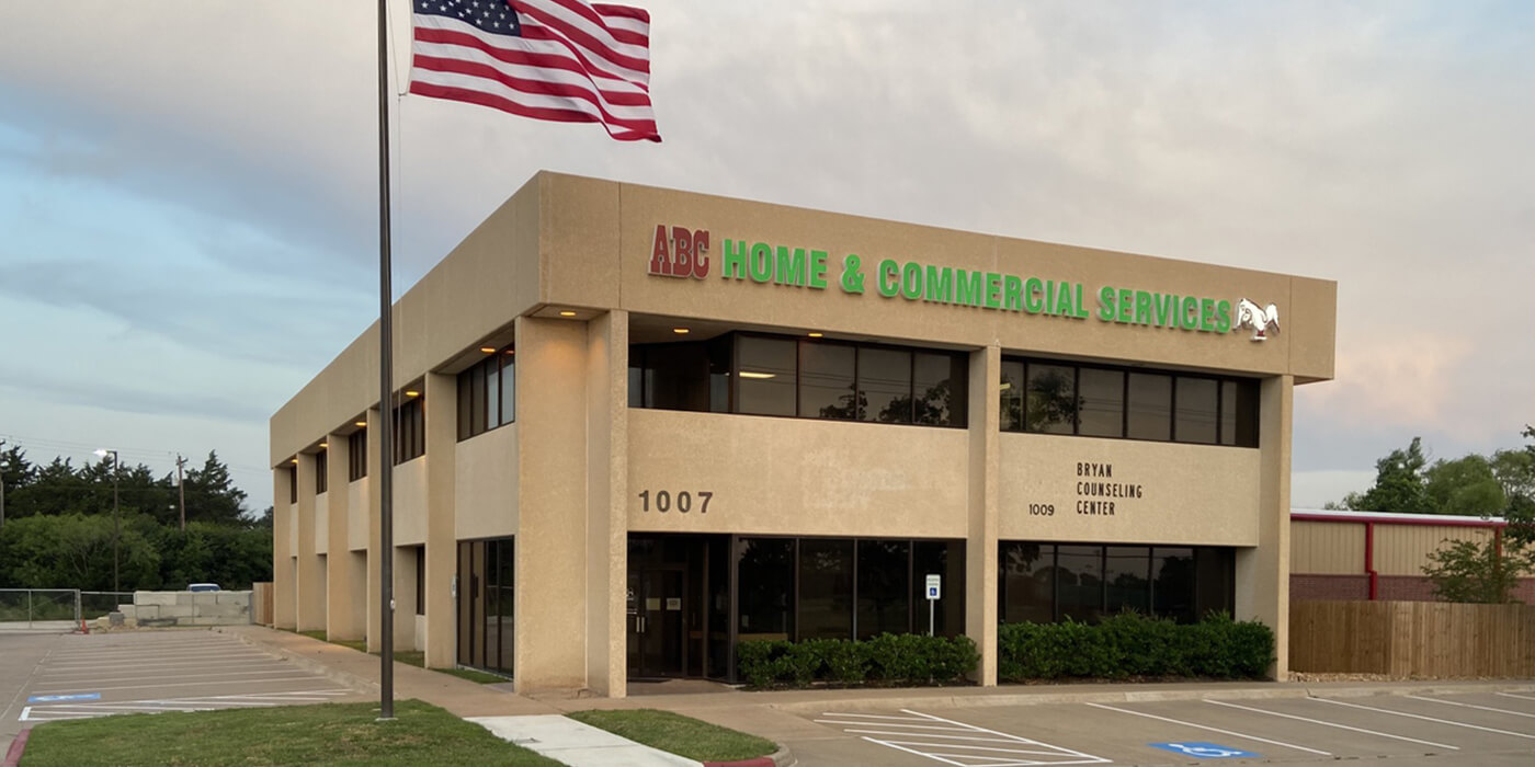 the ABC Bryan College Station office