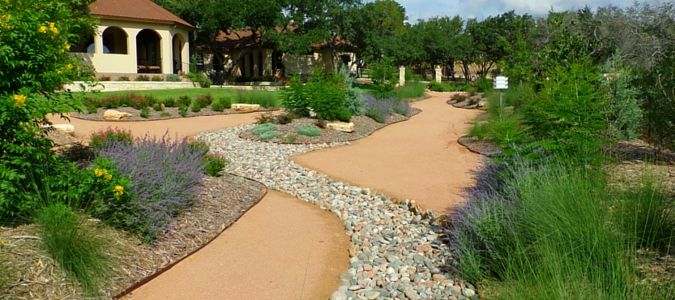 What is xeriscaping abc blog for Xeriscaped backyard design