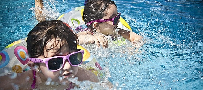 pool safety tips for children
