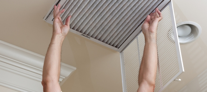 types of air filters for hvac