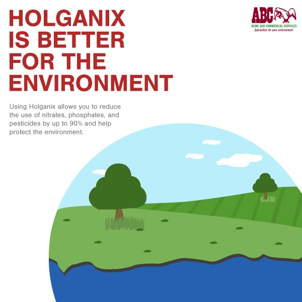 what is organic fertilizer - holganix is better for the environment