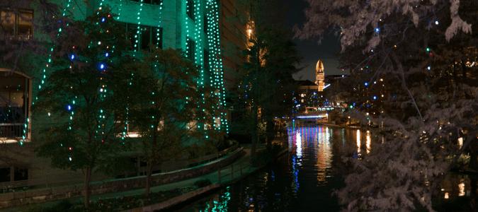 San Antonio Christmas events