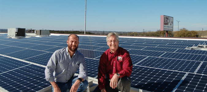 Why is solar energy good for the environment