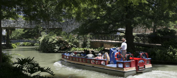 2017 San Antonio Bucket List Summer