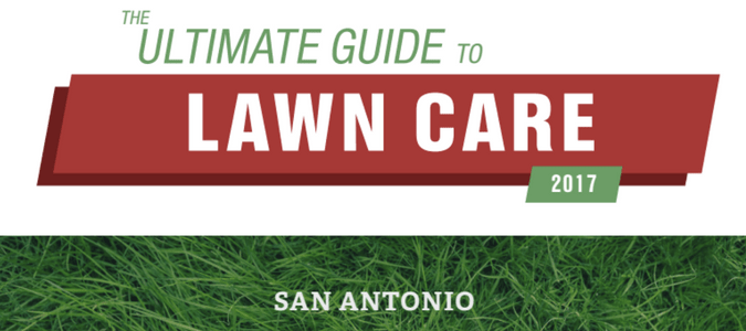 San Antonio Lawn Care Guide