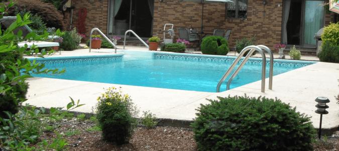 Pool filter cleaner homemade