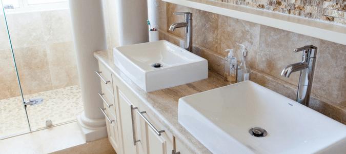 Bathroom sink problems