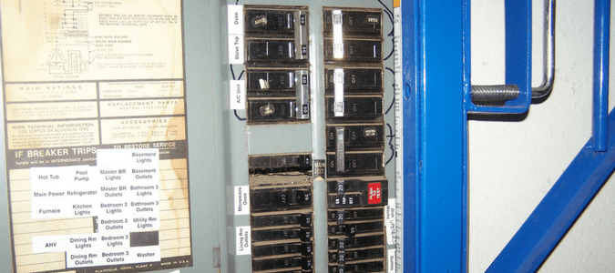 Should I Upgrade My Electrical Panel? on main panel upgrade, electrical meter upgrade, service upgrade, electrical remodeling, electrical box upgrade, 100 amp panel upgrade, electrical wiring upgrade, 200 amp panel upgrade,