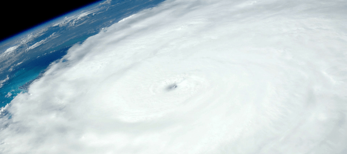 Hurricane pool preparation