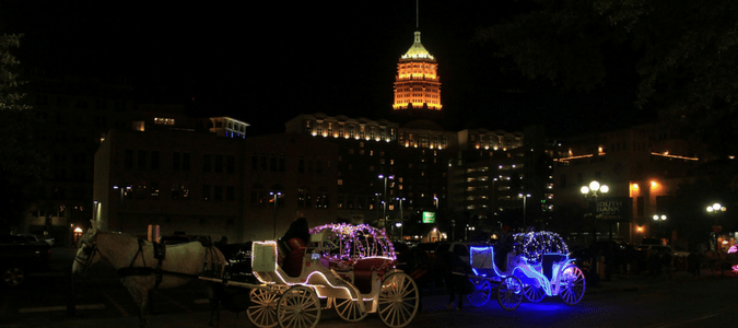 San Antonio Christmas Events 2017