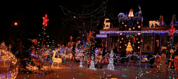 Festival Of Lights Houston Home Design Ideas