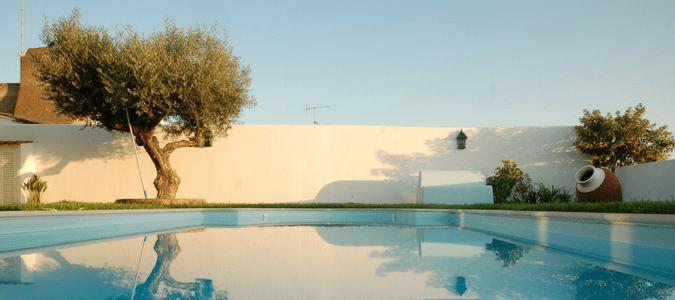 Pool maintenance winter