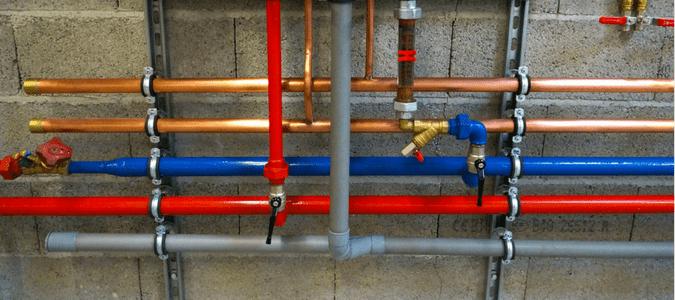 galvanized plumbing definition
