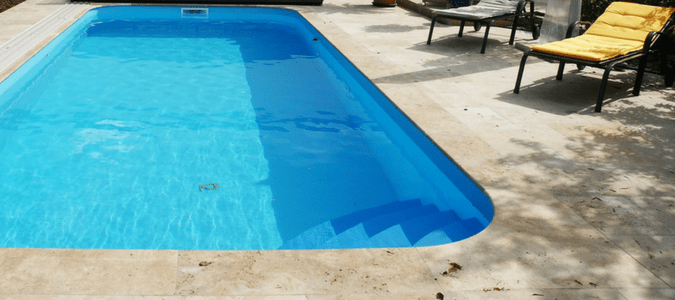 Gnats in pool water