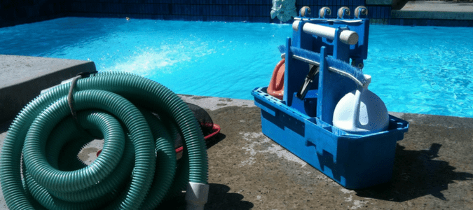 How to keep bugs out of pool