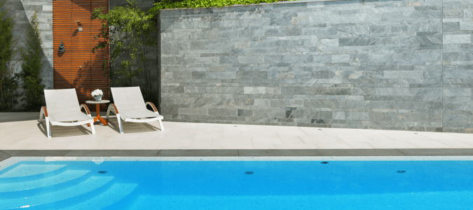 How to remove calcium deposits from pool plaster