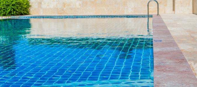Cyanuric acid low in pool