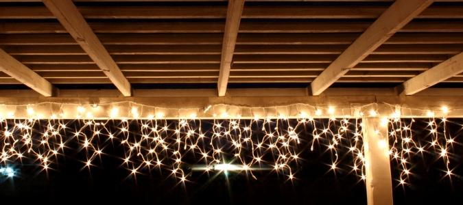 Christmas lights safety