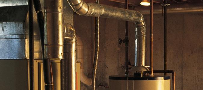 Furnace Leaking Water When Heat Is On