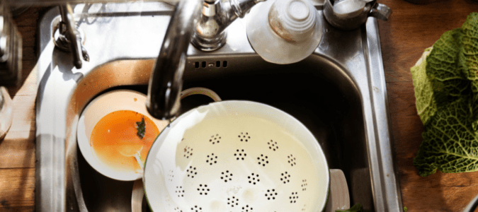 garbage disposal humming