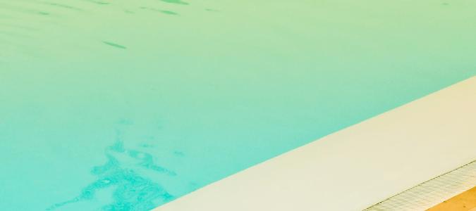 green pool water not algae