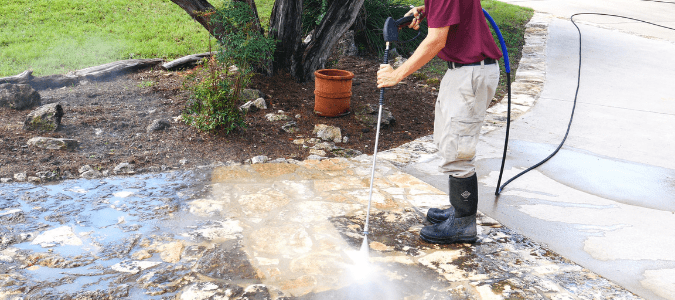 Can Power Washing Damage Concrete? | ABC BlogCan Power