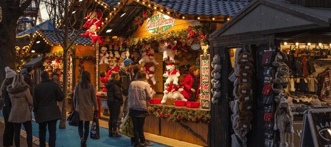 Christmas Market Houston