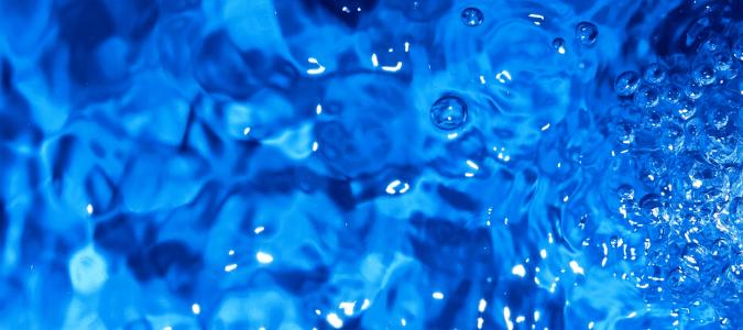 A leaking hot tub