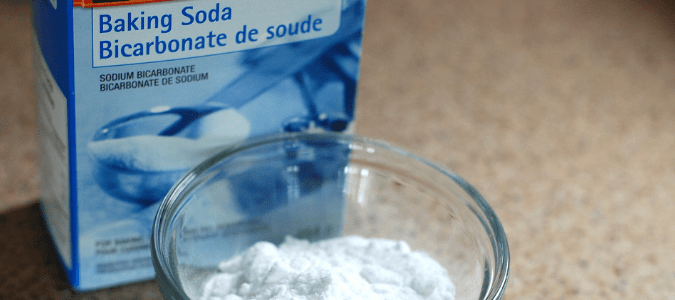 baking soda, which some say can be used as a natural carpenter ant killler