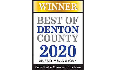 Best of Denton County Living Magazine