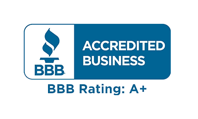 Better Business Bureau A+ Rating logo