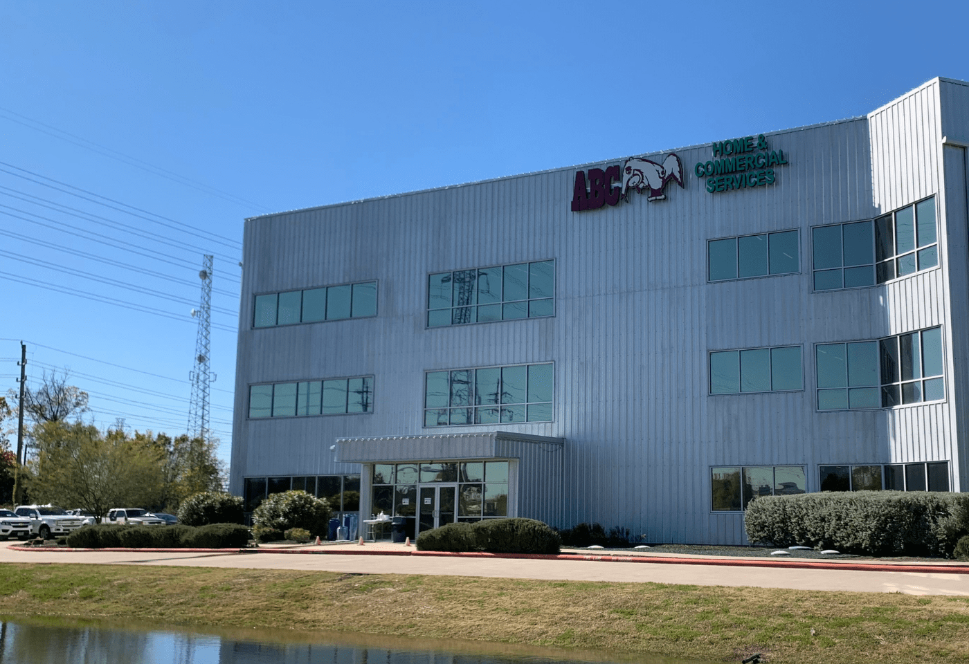 the ABC office in Houston