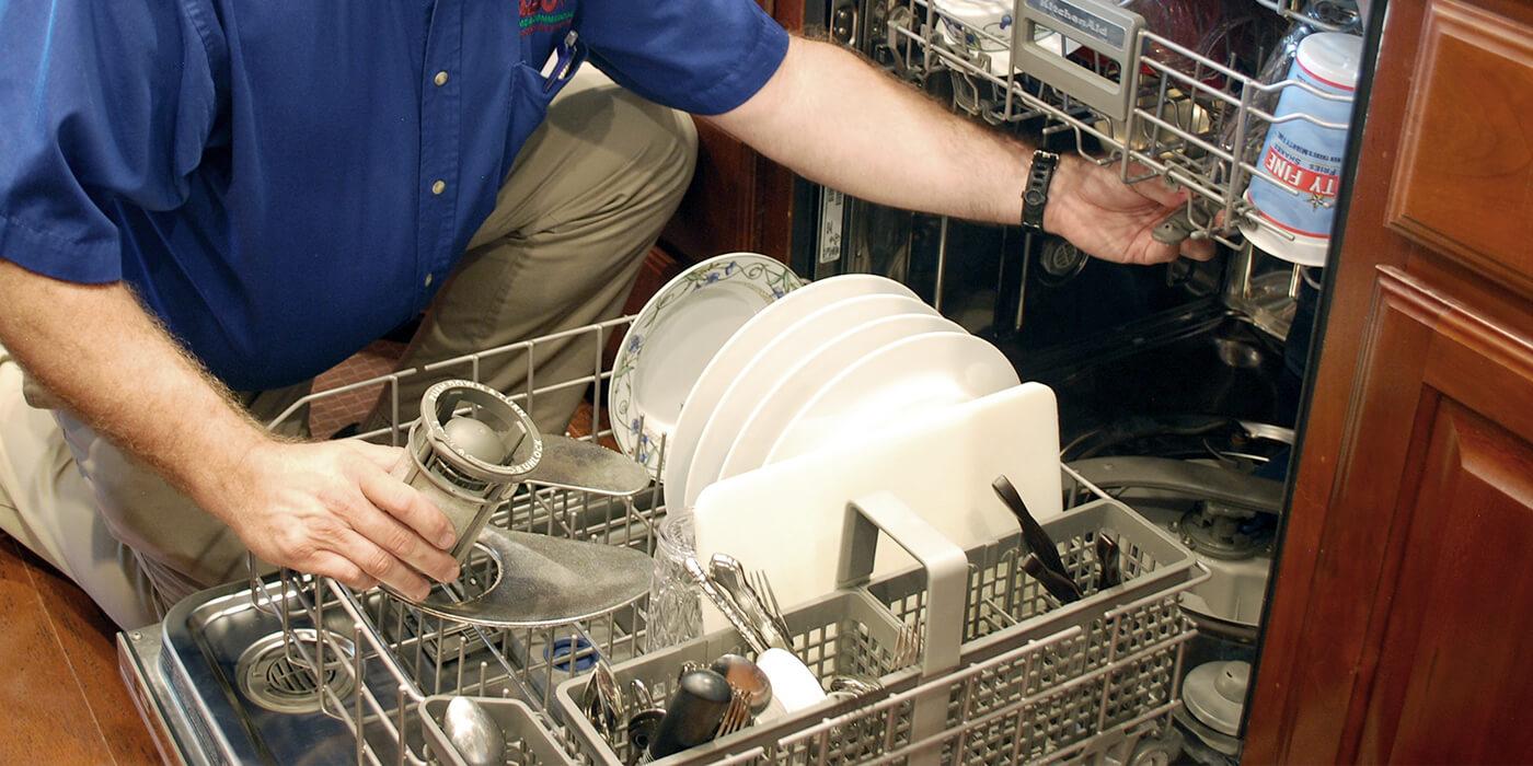 an ABC specialist providing appliance repair